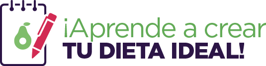 aprende a crear tu dieta ideal!
