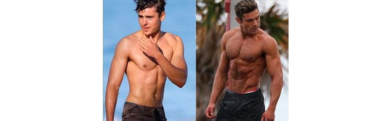 tipos de cuerpo masculinos