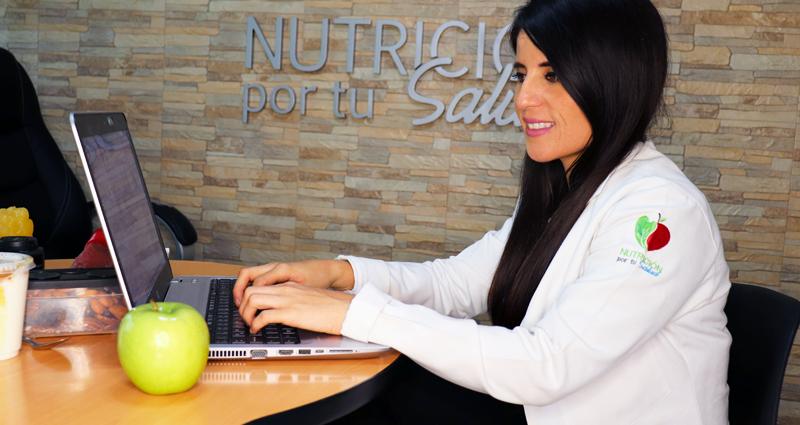 Mejor nutrióloga online