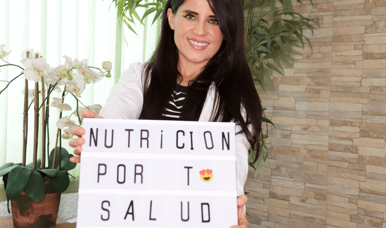 Fernanda Hurtaddo educadora en diabetes