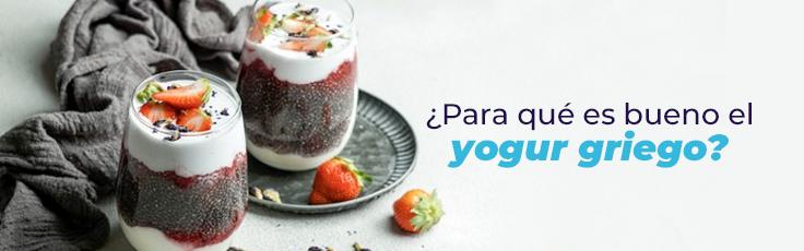 Consumir Yogur griego