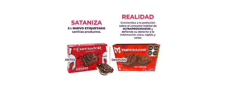 Etiquetado en México 2015