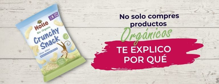 productos orgánicos y sanos