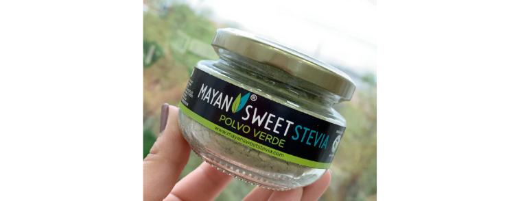 consumo de stevia en niños